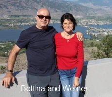 The Hopeless Romantic B&B - Bettina and Werner