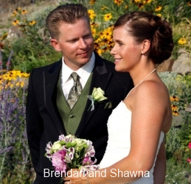 The Hopeless Romantic B&B - Brendan and Shawna