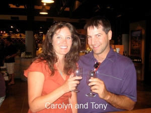 The Hopeless Romantic B&B - Carolyn and Tony