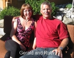 The Hopeless Romantic B&B - Gerald and Ruth